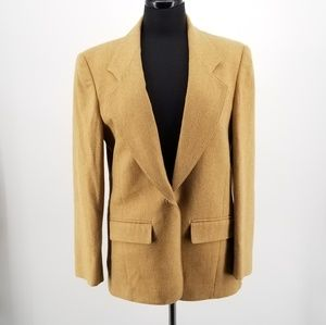 Pendleton womens blazer 100% wool